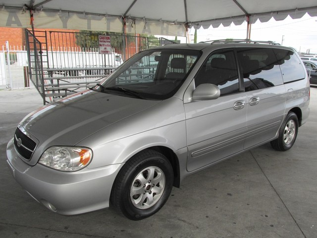 2005 Kia Sedona EX Please call or e-mail to check availability All of our vehicles are available