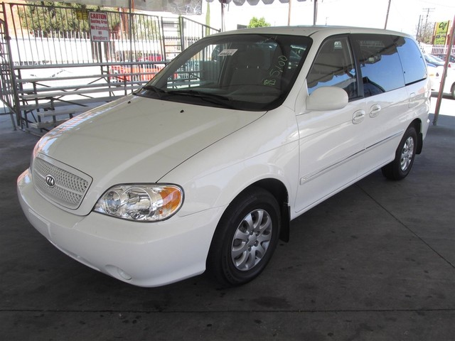 2005 Kia Sedona LX This particular Vehicle comes with 3rd Row Seat Please call or e-mail to check