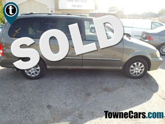 2005 Kia Sedona EX   Medina, OH   Towne Auto Sales in ohio OH
