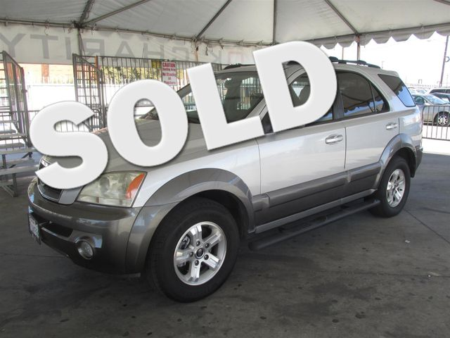 2005 Kia Sorento EX Please call or e-mail to check availability All of our vehicles are availab