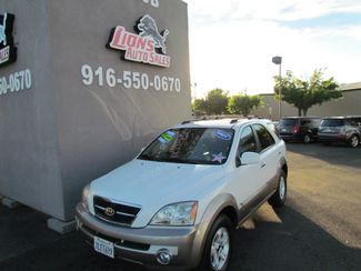 2005 Kia Sorento LX Sacramento, CA 4