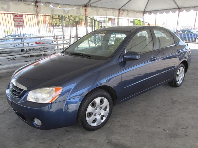 2005 Kia Spectra EX Please call or e-mail to check availability All of our vehicles are availabl