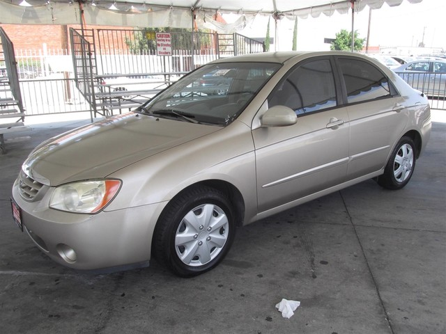 2005 Kia Spectra LX Please call or e-mail to check availability All of our vehicles are availab