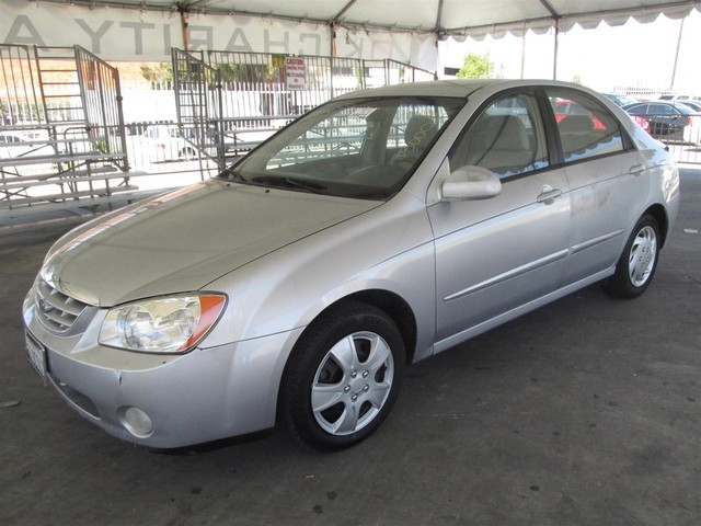 2005 Kia Spectra EX Please call or e-mail to check availability All of our vehicles are availab