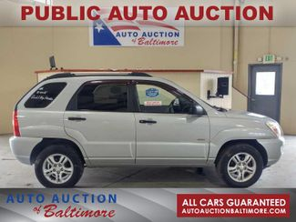 2005 Kia SPORTAGE  | JOPPA, MD | Auto Auction of Baltimore  in Joppa MD