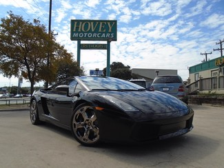 2005 Lamborghini Gallardo San Antonio, Texas