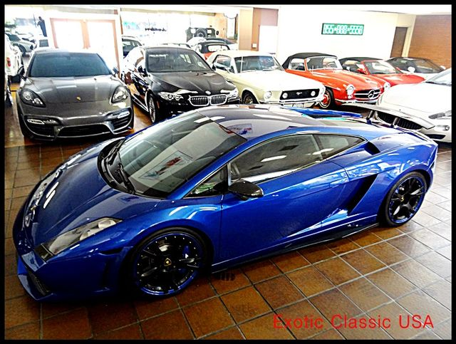 2005 Lamborghini Gallardo San Diego, California 74