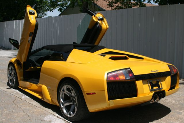 2005 Lamborghini Murcielago Roadster Houston, Texas 6