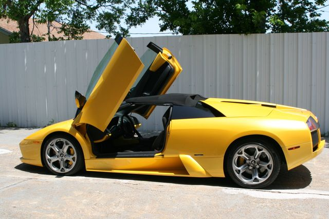 2005 Lamborghini Murcielago Roadster Houston, Texas 7