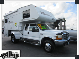 2005 Lance TRUCK CAMPER 11.5 FT Burlington, WA