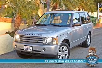 2005 Land Rover RANGE ROVER HSE 1-OWNER ONLY 71K MLS NAVIGATION SERVICE RECORDS! Woodland Hills, CA