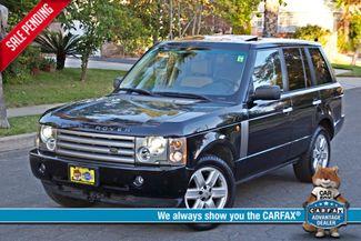 2005 Land Rover RANGE ROVER HSE ONLY 30K ORIGINAL MILES NAVIGATION SERVICE RECORDS Woodland Hills, CA