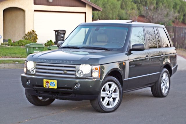 2005 Land Rover RANGE ROVER LUXURY HSE NAVIGATION ONLY 85K MLS SERVICE RECORDS XLNT CONDITION! Woodland Hills, CA 29