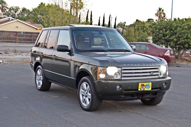 2005 Land Rover RANGE ROVER LUXURY HSE NAVIGATION ONLY 85K MLS SERVICE RECORDS XLNT CONDITION! Woodland Hills, CA 7