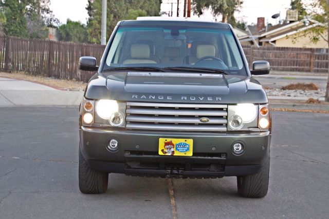 2005 Land Rover RANGE ROVER LUXURY HSE NAVIGATION ONLY 85K MLS SERVICE RECORDS XLNT CONDITION! Woodland Hills, CA 8