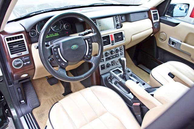 2005 Land Rover RANGE ROVER LUXURY HSE NAVIGATION ONLY 85K MLS SERVICE RECORDS XLNT CONDITION! Woodland Hills, CA 12