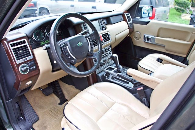 2005 Land Rover RANGE ROVER LUXURY HSE NAVIGATION ONLY 85K MLS SERVICE RECORDS XLNT CONDITION! Woodland Hills, CA 13