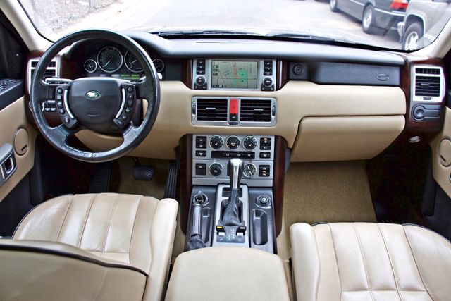 2005 Land Rover RANGE ROVER LUXURY HSE NAVIGATION ONLY 85K MLS SERVICE RECORDS XLNT CONDITION! Woodland Hills, CA 18