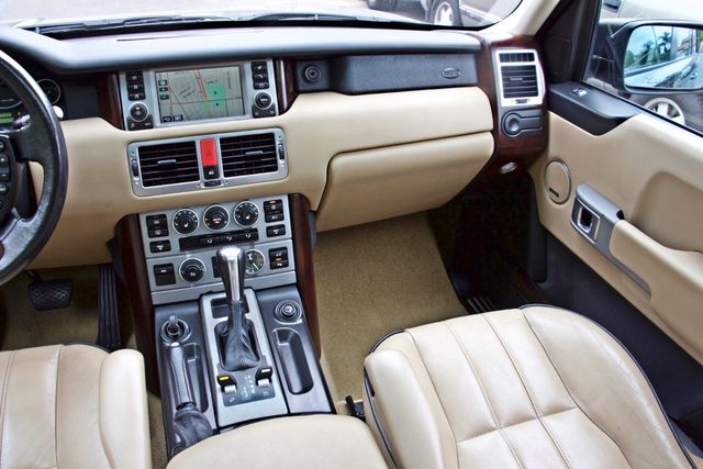 2005 Land Rover RANGE ROVER LUXURY HSE NAVIGATION ONLY 85K MLS SERVICE RECORDS XLNT CONDITION! Woodland Hills, CA 20