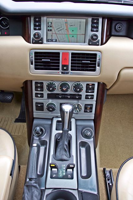 2005 Land Rover RANGE ROVER LUXURY HSE NAVIGATION ONLY 85K MLS SERVICE RECORDS XLNT CONDITION! Woodland Hills, CA 22