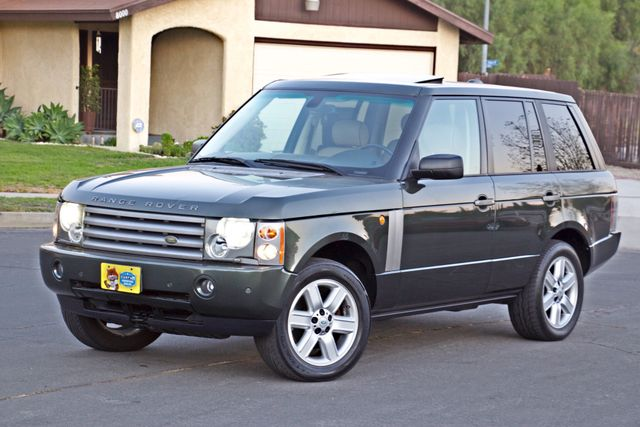 2005 Land Rover RANGE ROVER LUXURY HSE NAVIGATION ONLY 85K MLS SERVICE RECORDS XLNT CONDITION! Woodland Hills, CA 1