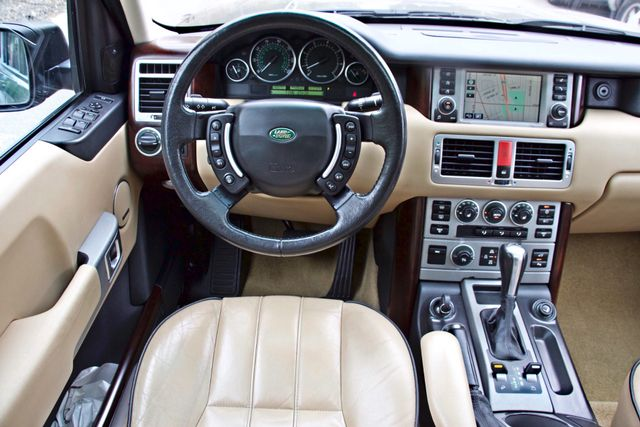 2005 Land Rover RANGE ROVER LUXURY HSE NAVIGATION ONLY 85K MLS SERVICE RECORDS XLNT CONDITION! Woodland Hills, CA 21