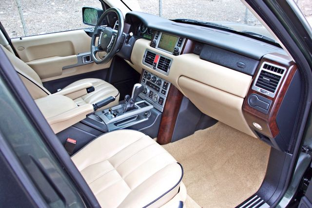2005 Land Rover RANGE ROVER LUXURY HSE NAVIGATION ONLY 85K MLS SERVICE RECORDS XLNT CONDITION! Woodland Hills, CA 24