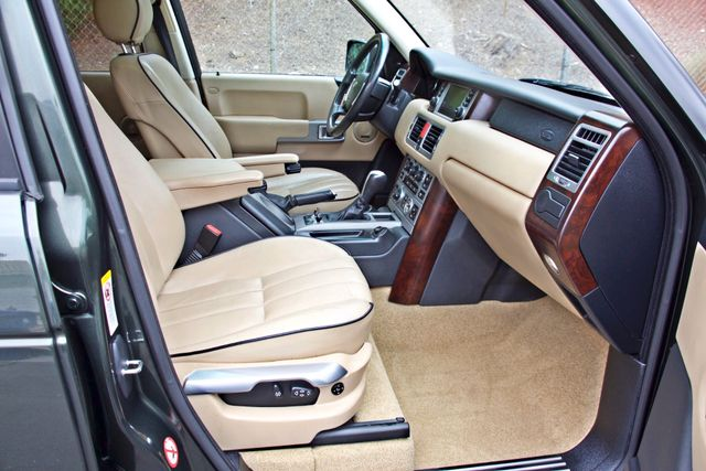 2005 Land Rover RANGE ROVER LUXURY HSE NAVIGATION ONLY 85K MLS SERVICE RECORDS XLNT CONDITION! Woodland Hills, CA 23