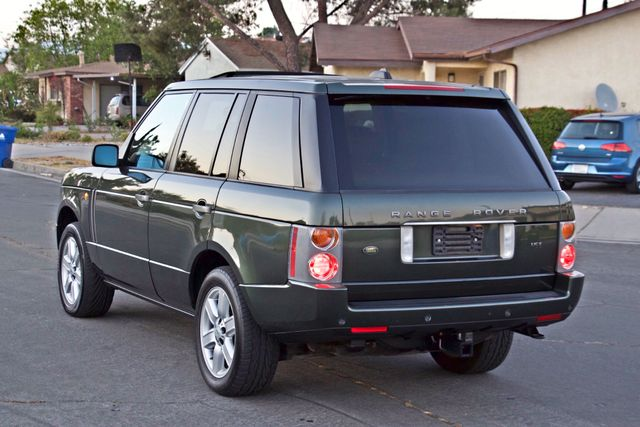 2005 Land Rover RANGE ROVER LUXURY HSE NAVIGATION ONLY 85K MLS SERVICE RECORDS XLNT CONDITION! Woodland Hills, CA 3