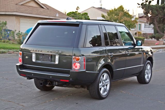 2005 Land Rover RANGE ROVER LUXURY HSE NAVIGATION ONLY 85K MLS SERVICE RECORDS XLNT CONDITION! Woodland Hills, CA 5