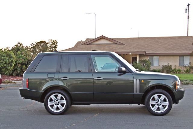 2005 Land Rover RANGE ROVER LUXURY HSE NAVIGATION ONLY 85K MLS SERVICE RECORDS XLNT CONDITION! Woodland Hills, CA 6