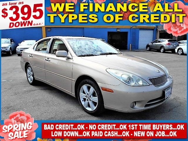 2005 Lexus ES 330 330 Limited warranty included to assure your worry-free purchase AutoCheck repo