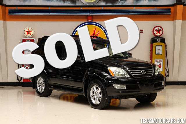 2005 Lexus GX 470 This Clean Carfax 2005 Lexus GX 470 is in great shape with only 92 958 miles T