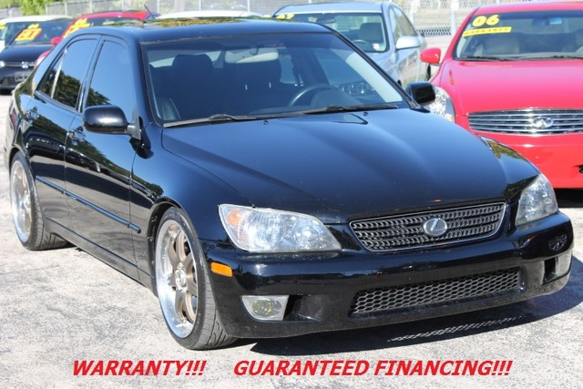 2005 Lexus IS 300 Sport  WARRANTY SPORT EXTENSIVE UPGRADES  Many have enjoyed the thrills