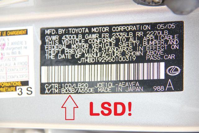 2005 Lexus IS 300 Sport Santa Clarita, CA 27