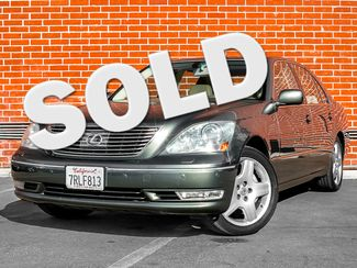 2005 Lexus LS 430 ULTRA LUXURY PACKAGE Burbank, CA