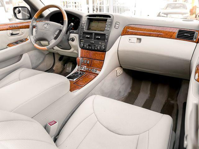 2005 Lexus LS 430 ULTRA LUXURY PACKAGE Burbank, CA 11
