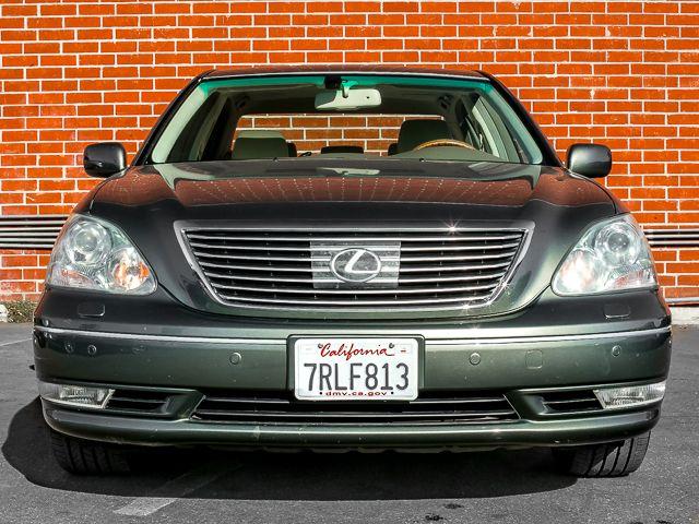 2005 Lexus LS 430 ULTRA LUXURY PACKAGE Burbank, CA 2