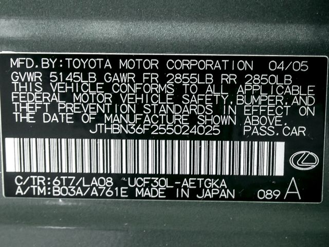 2005 Lexus LS 430 ULTRA LUXURY PACKAGE Burbank, CA 27