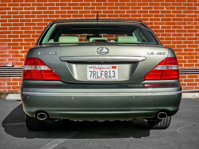 2005 Lexus LS 430 ULTRA LUXURY PACKAGE Burbank, CA 3