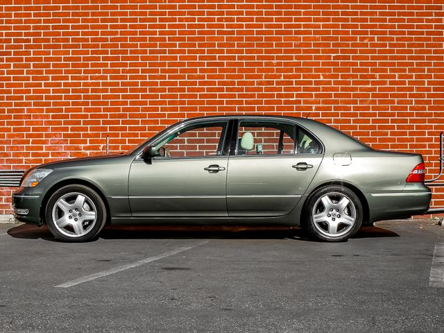 2005 Lexus LS 430 ULTRA LUXURY PACKAGE Burbank, CA 5