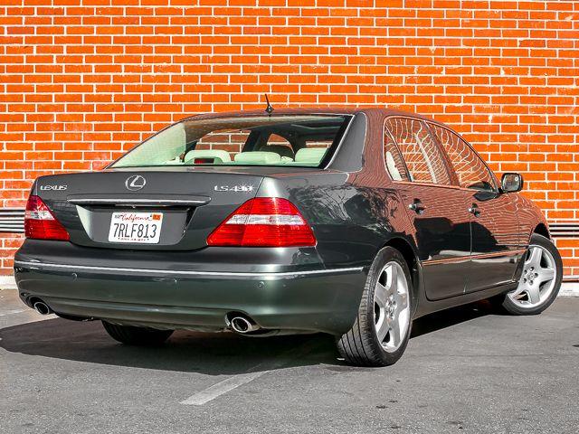 2005 Lexus LS 430 ULTRA LUXURY PACKAGE Burbank, CA 6