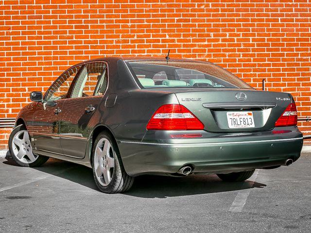 2005 Lexus LS 430 ULTRA LUXURY PACKAGE Burbank, CA 7