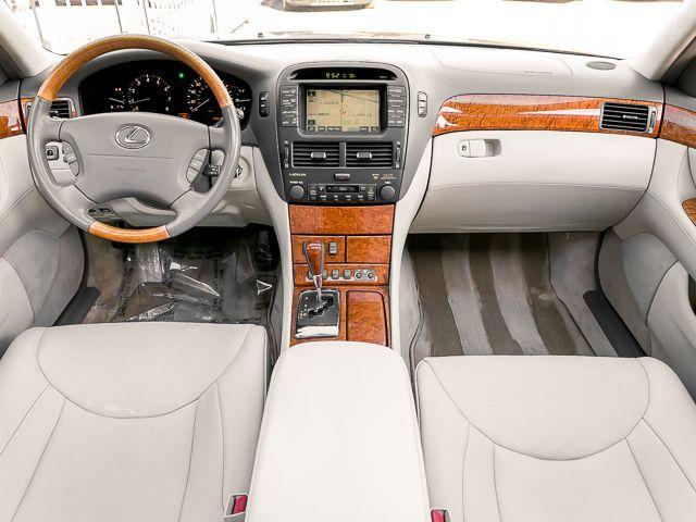 2005 Lexus LS 430 ULTRA LUXURY PACKAGE Burbank, CA 8