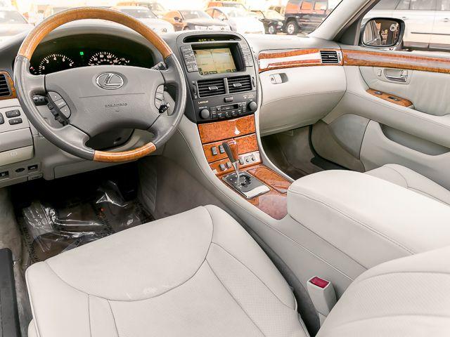 2005 Lexus LS 430 ULTRA LUXURY PACKAGE Burbank, CA 9