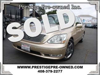 2005 Lexus LS 430 in Campbell CA