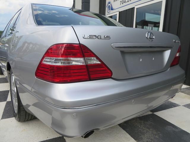 2005 Lexus LS 430 Charlotte-Matthews, North Carolina 4