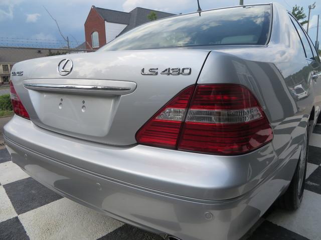 2005 Lexus LS 430 Charlotte-Matthews, North Carolina 6