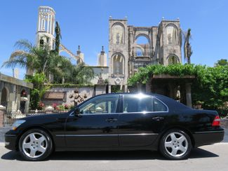 2005 Lexus LS 430 in Houston Texas