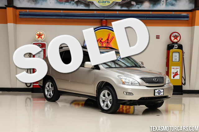2005 Lexus RX 330 This Carfax 1-Owner 2005 Lexus RX 330 is in great shape with only 100 642 miles